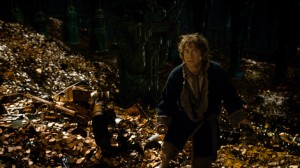 Hobbit Desolation of Smaug Bilbo Treasure